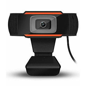 Usb 2.0 Pc Camera 480/1080p Video Record HD Webcam Web Camera With Mic For Computer