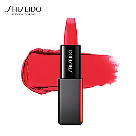 Son Lì Kết Cấu Bột Phấn Shiseido Modernmatte Powder Lipstick (4g)