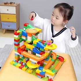 Đồ Chơi Lắp Ghép,Bộ Xếp Hình Lego 206 chi tiết