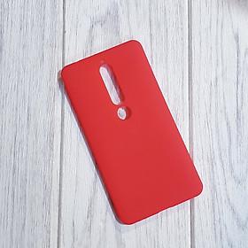 Ốp lưng dẻo màu Dành cho Nokia 6.1 và Nokia 6 2018