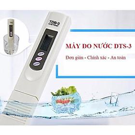 Bút thử nước sạch, Kết hợp với Bút đo nồng độ Ph, kiểm tra độ mặn cơ bản của nước tưới cây sản phẩm cao cấp