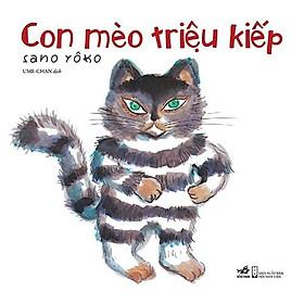 Sách - Con mèo triệu kiếp (tặng kèm bookmark thiết kế)