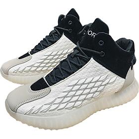 Giày sneaker thể thao phối màu gợn sóng Mã: GH0663