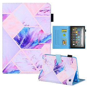 Bao Da Họa Tiết Hoạt Hình Có Nam Châm Cho Amazon Kindle Fire Hd 8 Plus 2020 8.0 Inch