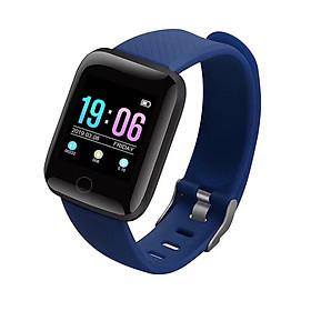 Smart Bracelet 1.3-Inch TFT Color Screen Sports Watch BT4.0 Fitness Tracker IP67 Waterproof Sleep/Heart Rate/Blood