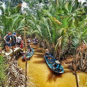 Tour Tiết Kiệm: Mỹ Tho - Bến Tre - Tiền Giang 01 Ngày, Khởi Hành Hàng Ngày
