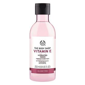 Nước Hoa Hồng Dưỡng Ẩm The Body Shop Vitamin E (250ml)