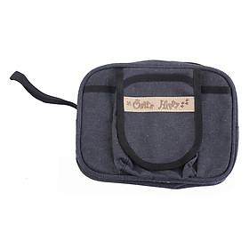 Túi Đựng Kèm Theo Địu Em Bé Hàn Quốc SINBII DL-JEAN (Xanh Đen)