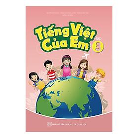 [Download sách] Tiếng Việt Của Em Tập 3