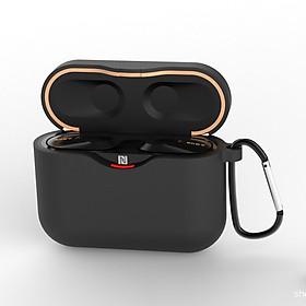 Vỏ Hộp Sạc Tai Nghe Không Dây Sony WF-1000XM3 Bằng Silicone Dày 1.5mm