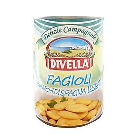 Đậu bơ trắng Tây Ban Nha đóng hộp Fagioli Bianchi Spagna 400gr