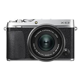Máy Ảnh Fujifilm X-E3 + Lens 15-45mm Silver - Hàng Chính Hãng