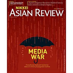 Nikkei Asian Review: Media War - 42.19