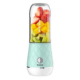 AUX  juicer/juice cup 0.35L HX-BL87 six-blade fresh squeezed double-click to start wireless long battery life