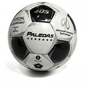 Quả bóng đá khâu tay Hải Phòng Size 5 cao cấp - tặng kèm kim và lưới đựng bóng