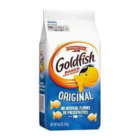Combo 2 gói Bánh cá Goldfish Pepperidge Farm 187gr (Nhiều vị)
