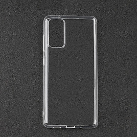 Ốp lưng dành cho Samsung Galaxy S20 FE dẻo silicon trong cao cấp