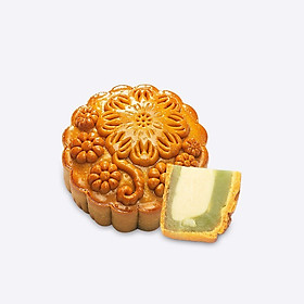 Bánh Trung Thu Leong Yin Cendol Coconut Moon Cake - Lục Bảo Sữa Dừa 180g