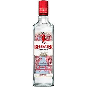 Rượu Gin Beefeater London 700ml 40% - Không Kèm Hộp