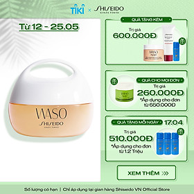 Kem Dưỡng Da Shiseido Waso Clear Mega-Hydrating Cream (50ml) - 13958