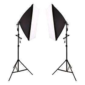 Bộ Đèn Chụp Sản Phẩm LED360 60w 5500K
