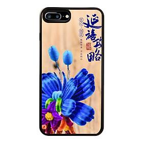 Ốp Lưng Kính Cường Lực Dành Cho Điện Thoại iPhone 7 Plus / 8 Plus Diên Hy Công Lược Mẫu 3
