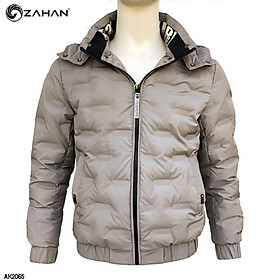 Áo khoác nam, áo phao nam lông vũ AK2065