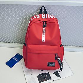 Balo Ulzzang Hàn quốc nam nữ, đi học, du lịch, kiểu dáng Unisex, balo Ulzzang chống nước, nhiều ngăn, thời trang