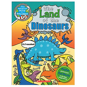 The Wonderful World Of Simon Abbott: The Land Of The Dinasours