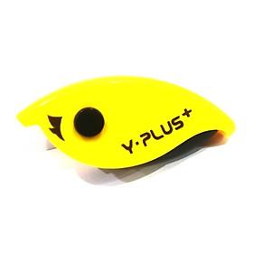 Bộ 2 Tẩy Bấm - Vẹt Parakeet Mini - Y Plus+ EX1701 - Màu Vàng