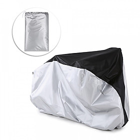 Bicycle Cover Waterproof Outdoor Bicycle Cover 190T Polyester Fabrics Foldable Bike Storage Bag for Mountain Road Bike