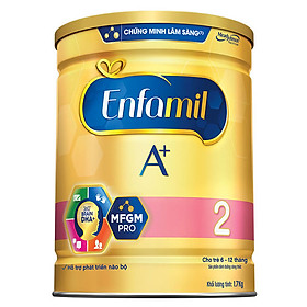Sữa Bột Enfamil A+ 2 (1.7kg)