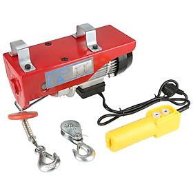 Tời điện treo PA600 (300/600kg) màu đỏ