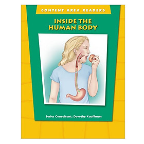 [Download Sách] Content Area Readers: Inside the Human Body