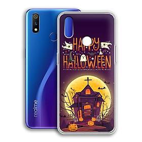 Ốp lưng dẻo Realme 3 Pro - 01221 7823 HALLOWEEN07 - Hàng Chính Hãng