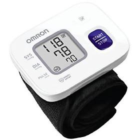 Máy đo huyết áp Omron Hem 6161 + Tặng máy đo đường huyết safe-accu