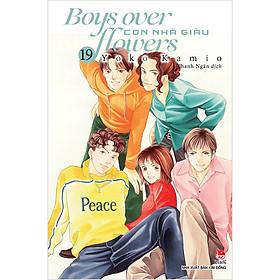 Boys Over Flowers - Con Nhà Giàu Tập 19