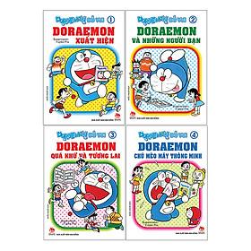 Combo Doraemon Đố Vui (4 tập)