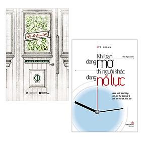 Combo 2 Cuốn Sách Kỹ Năng Sống Làm Thay Đổi Cuộc Đời Bạn: Tôi Đi Tìm Tôi + Khi Bạn Đang Mơ Thì Người Khác Đang Nỗ Lực / Top Những Cuốn Sách Kỹ Năng Hay Nhất (tặng Kèm Bookmaek Happy Life)