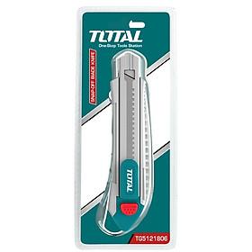 Dao rọc giấy Total TG5121806 (dùng lưỡi 18mm)