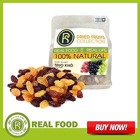 Túi Nho Khô 3 Màu REAL FOOD STORE (Nhiều lựa chọn)