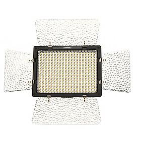 Đèn LED Hỗ Trợ Chụp Ảnh Màu Sắc Linh Hoạt Kèm Điều Khiển Thông Minh Từ Xa Yongnuo YN-300 III 5500K Cho Máy Ảnh DSLR/ Canon/ Nikon/ Olympus/ Pentax/ Samsung/ Sony