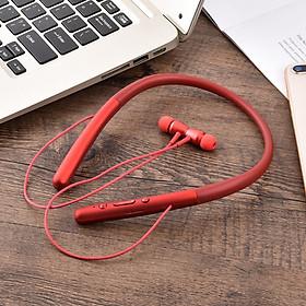 Tai nghe không dây bluetooth đeo cổ thể thao tập gym WI-H700, hỗ trợ nghe nhạc trực tiếp từ thẻ nhớ TF - Hàng chính hãng