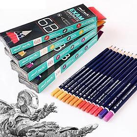Hộp 12 Cây Bút Chì Vẽ 2B PNX0002
