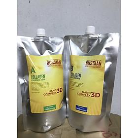 Bộ Thuốc Duỗi Bussian Collagen Cao Cấp