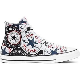 Giày Sneaker Unisex  Converse Chuck Taylor All Star Logo Play - 166985V