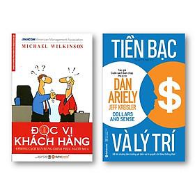 Combo Sách: Đọc Vị Khách Hàng + Tiền Bạc Và Lý Trí