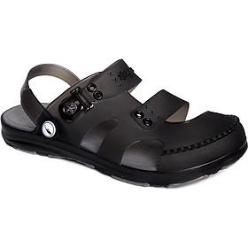 Sandal nam chất liệu cao su thời trang T191KG