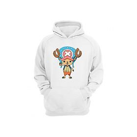 Áo Hoodie Chopper One Piece Cute