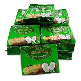 Set 5 gói bánh dừa nướng 180g - Đặc sản Quảng Nam - Thơm giòn ngon